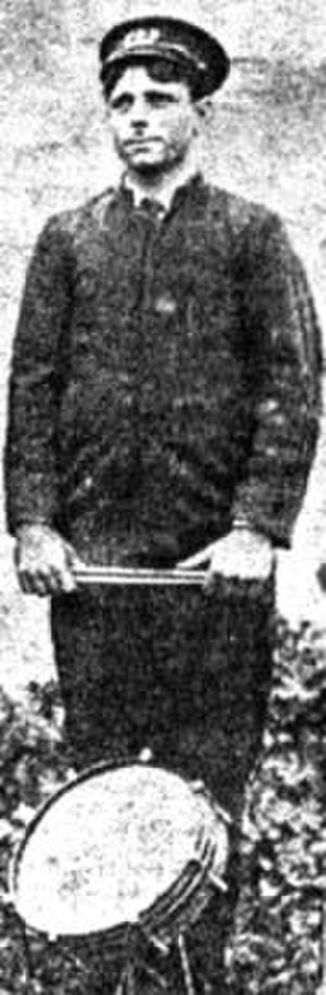 Papa Jack Laine - Laine in 1906