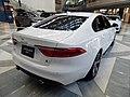 Jaguar XF S (CBA-JB3VA) rear.jpg