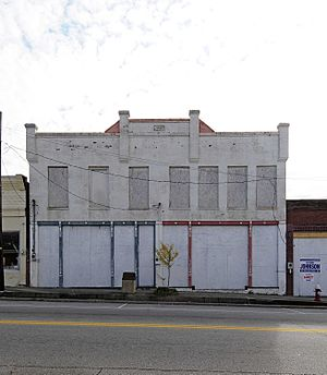 National Register of Historic Places listings in Clarendon County, South Carolina - Image: James Building