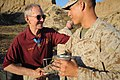 James E. Livingston at Camp Pendleton 2009.jpg