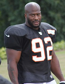 9f285b51008 James Harrison (American football) - Wikipedia