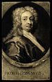 James Hodgson. Mezzotint by G. White after T. Gibson (?). Wellcome V0002806.jpg