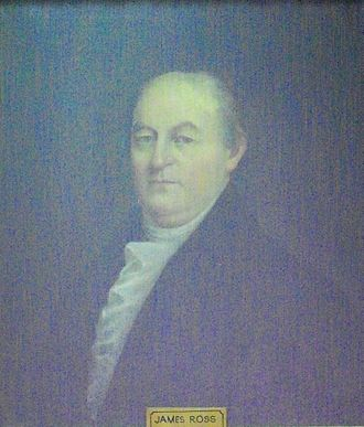 James Ross (Pennsylvania politician) - Image: James Ross (politician) by Charles P. Filson (cropped)