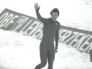Jan Egil Storholt Norwegian speed skater