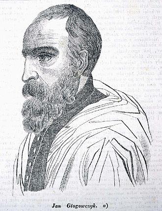 John of Głogów - Jan of Głogów