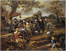 Jan Steen - Village Quack before an Inn.jpg