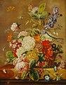 Jan van Huysum - A Basket of Flowers with Butterflies.jpg
