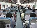 Janshatabdi train kerala india.JPG