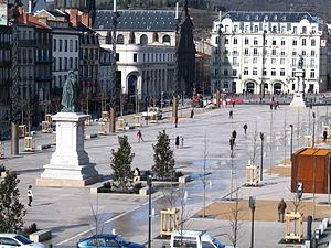 Place de Jaude - Image: Jaude 04