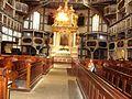 Jawor - Kościół Pokoju w Jaworze - wnętrze - nawa.JPG