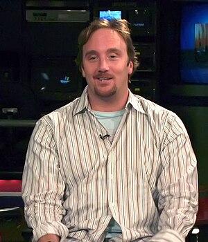 Jay Mohr - Mohr in 2009.