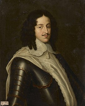 Jean Armand de Maillé (1619-1646) Marquis of Brézé by a member of the French School (École Française).jpg