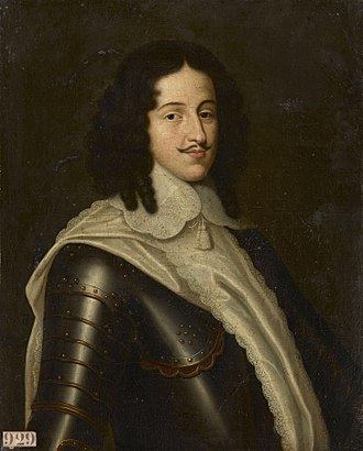 Jean Armand de Maillé-Brézé - Jean Armand de Maillé-Brézé (Palace of Versailles)