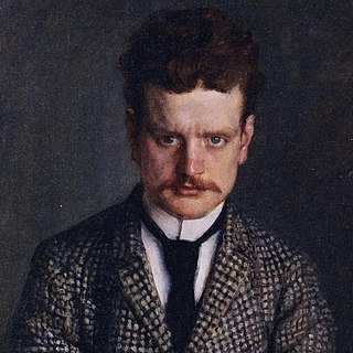 <i>Jungfrun i tornet</i> the only completed opera by the Finnish composer Jean Sibelius