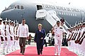 Jefa de Estado arriba a Colombia para participar de la XXV Cumbre Iberoamericana (30589912356).jpg