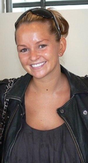 Jennifer Ellison - Ellison in June 2009