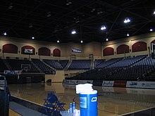Jenny Craig Pavilion - Wikipedia