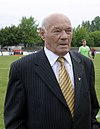Jeno Buzanszky in 2010. He was Olympic champion from 1952. Jeno Buzanszky in his 85th birthday in May of 2010..jpg