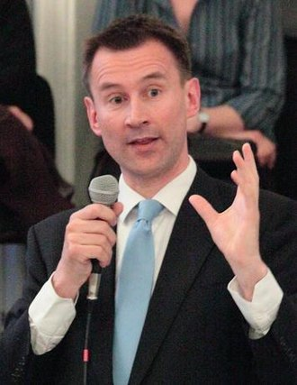 Jeremy Hunt - Jeremy Hunt in 2010