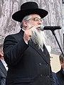 Jewish Rabbi Addresses Crowd at May 18 Commemoration of Crimean Tatar Deportations-Genocide - Maidan Square - Kiev - Ukraine - 01 (26826398030).jpg