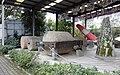 Jianchuan Museum Cluster stone roller exhibits 20161123.jpg