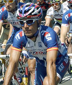 Joaquim Rodriguez Tour 2010 stage 1 start.jpg