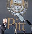 Joe Biden speaking about It's On Us at the University of Pittsburgh.jpg