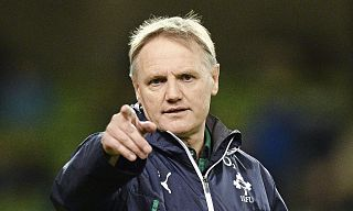 Joe Schmidt (rugby union) New Zealand rugby union footballer and coach
