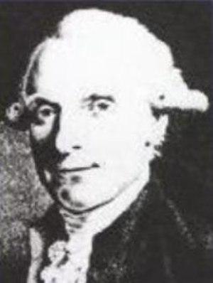 Johann Anton von Pergen - Johann Anton Graf von Pergen
