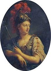 Minerva in Armour