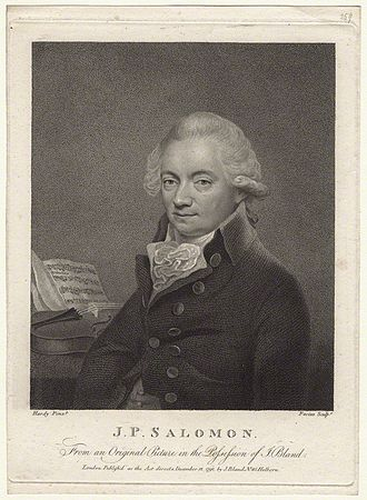 Johann Peter Salomon - Johann Peter Salomon