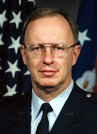 Homeland Security Advisor - Image: John A Gordon (cropped)