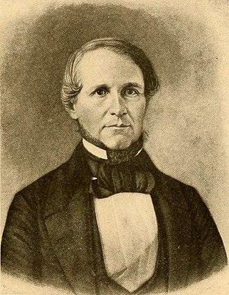 John B. Minor - Image: John B. Minor (cropped)