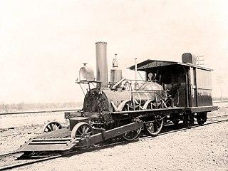 <i>John Bull</i> (locomotive) British-built railroad steam locomotive