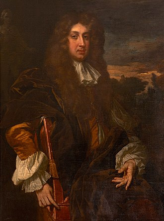 Earl of Coventry - John Coventry, 4th Baron Coventry