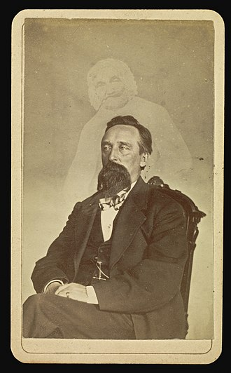 William H. Mumler - Image: John J Glover