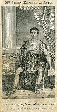 cato a tragedy wikipedia