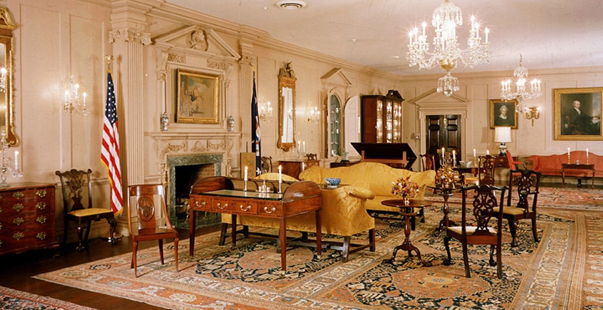 Diplomatic Reception Rooms U S Department Of State