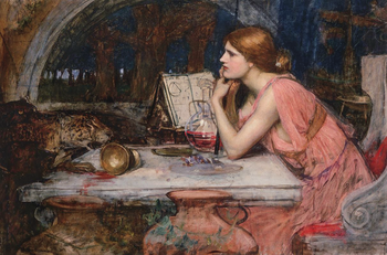 John William Waterhouse, The Sorceress.png