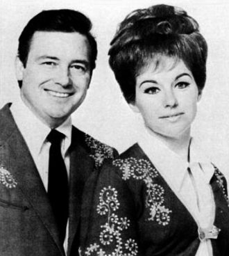 Johnny and Jonie Mosby - The duo in 1970