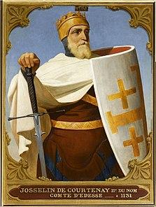 Joscelin I, Count of Edessa Count of Edessa