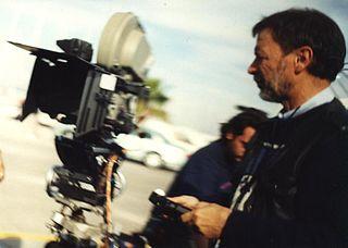 José Luis Alcaine Spanish cinematographer