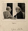 Joseph Black and James Hutton, natural philosophers, talking Wellcome V0006715.jpg