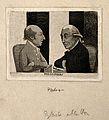 Joseph Black and James Hutton, natural philosophers, talking Wellcome V0006715.jpg