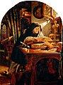 Joseph Noel Paton (1821-1901) - Dawn, Luther at Erfurt - NG 1230 - National Galleries of Scotland.jpg