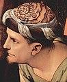 Joseph of Arimathea (Pietro Perugino, Lamentation over the Dead Christ).jpg