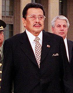 Presidency of Joseph Estrada