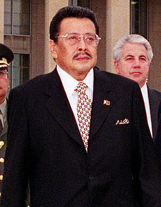 Philippine presidential election, 1998 - Image: Josephestradapentago n