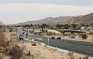 Joshua Tree, California census-designated place in California, United States