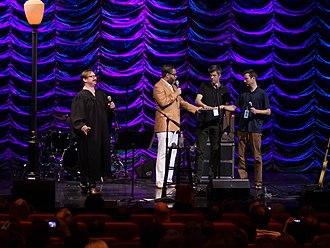 Judge John Hodgman - Live taping of Judge John Hodgman with guest baliff John Roderick